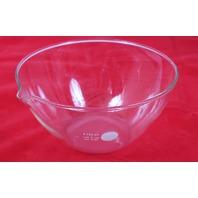 Corning Pyrex 200 x 100 Flat Bottom Evaporating Dish 3180-200