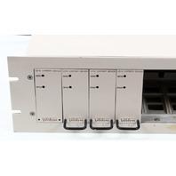 Validyne MC1-10T Signal Conditioning Module Case w/ 4x CD18, 1x CD19 Modules