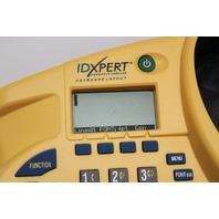 Brady IDXPERT Handheld Labeler Keyboard Layout XPERT-KEY w/ Case