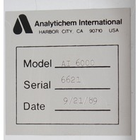 Analytichem International Vac-Elut AI-6000