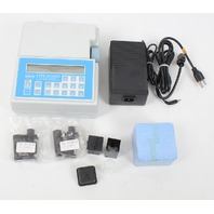 Hach DR/2000 Spectrophotometer with Case and Accessories