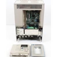 Yaskawa Varispeed E7 Variable Frequency Drive CIMR-E7U4030 50HP, 380-480V, 67.2A