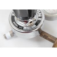 Matheson Single Stage Nitrogen Regulator 1L-580 CGA-580