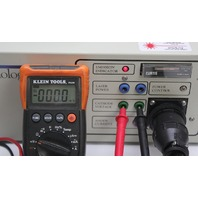 Ion Laser Technology 3490ASL 100mW Laser and 5400C Power SupplySupply