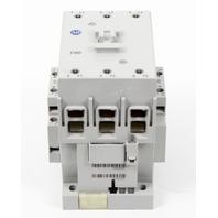 Allen-Bradley 100-C60D10 60 Amp IEC Contactor 120VAC Coil w/ Aux Contact Blocks