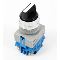 IDEC ASW320 Rotary Switch - 3 Position, 2 Pole | 45°, 10A, 600V - TW Series