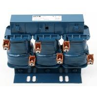 MTE Corporation RL-05502 Line Reactor 55 Amps 690v 3-Phase RL05502
