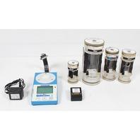 Sensidyne Gilian Gilibrator 2 Air Flow Calibrator w/ 3 Bubble Generators