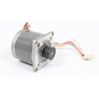 Sanyo Denki Step-Syn Stepping Motor 103G771 5.3VDC 1.0A 1.8 Degree/ Step
