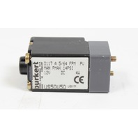 Burkert 0117A Solenoid Valve 5/64 FPM 14PSI 12VDC 4W