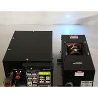 JDS Uniphase 2211-30SLT Argon Laser w/ 2111A-20SLE Power Supply -Tested-