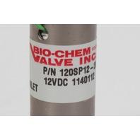 Bio-Chem Self Priming Micro Pump 20ul 12VDC 120SP1220