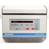 Beckman GS-15R Refrigerated Benchtop Centrifuge w/ F2402 Rotor - Pristine! -