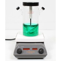 """Corning PC-420D Laboratory Digital Hotplate Magnetic Stirrer 5x7"""" -Fully Tested-"""