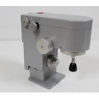 Leitz Wetzlar Leica Mechanical Micromanipulator Model M