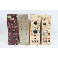 Lot of 4 Assorted NIM Modules