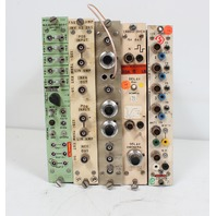 Lot of 5 Assorted NIM Modules