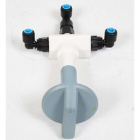 Millipore Switch Valve Bypass Manifold for Milli-Q Plus PF Water Purifier