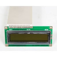 Millipore Display Panel Board for Milli-Q Plus PF Water Purifier