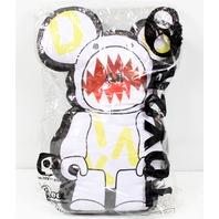 "Doink x Toy2R 20"" FabriQee Pillow Plush -White Edition-"