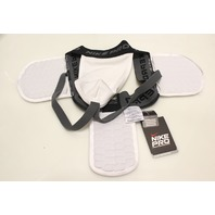 XXL Nike Pro Combat Hyperstrong Hip Tail Pad Compression Jock Strap 376834-100