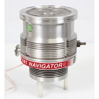 Varian Navigator TV-141 HV Turbomolecular Vacuum Pump TV141, 969-9385