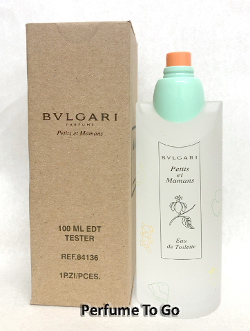 Bvlgari Petits Et Mamans 3 3 3 4 Oz 100ml Edt Spray New Tester In Box 783320841361 Ebay