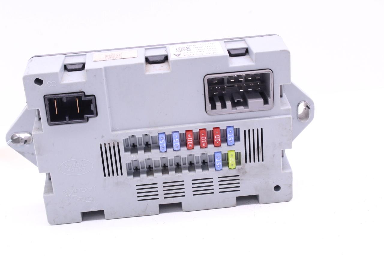 2013 jaguar xj fuse box module cpla-14q073-aa � �