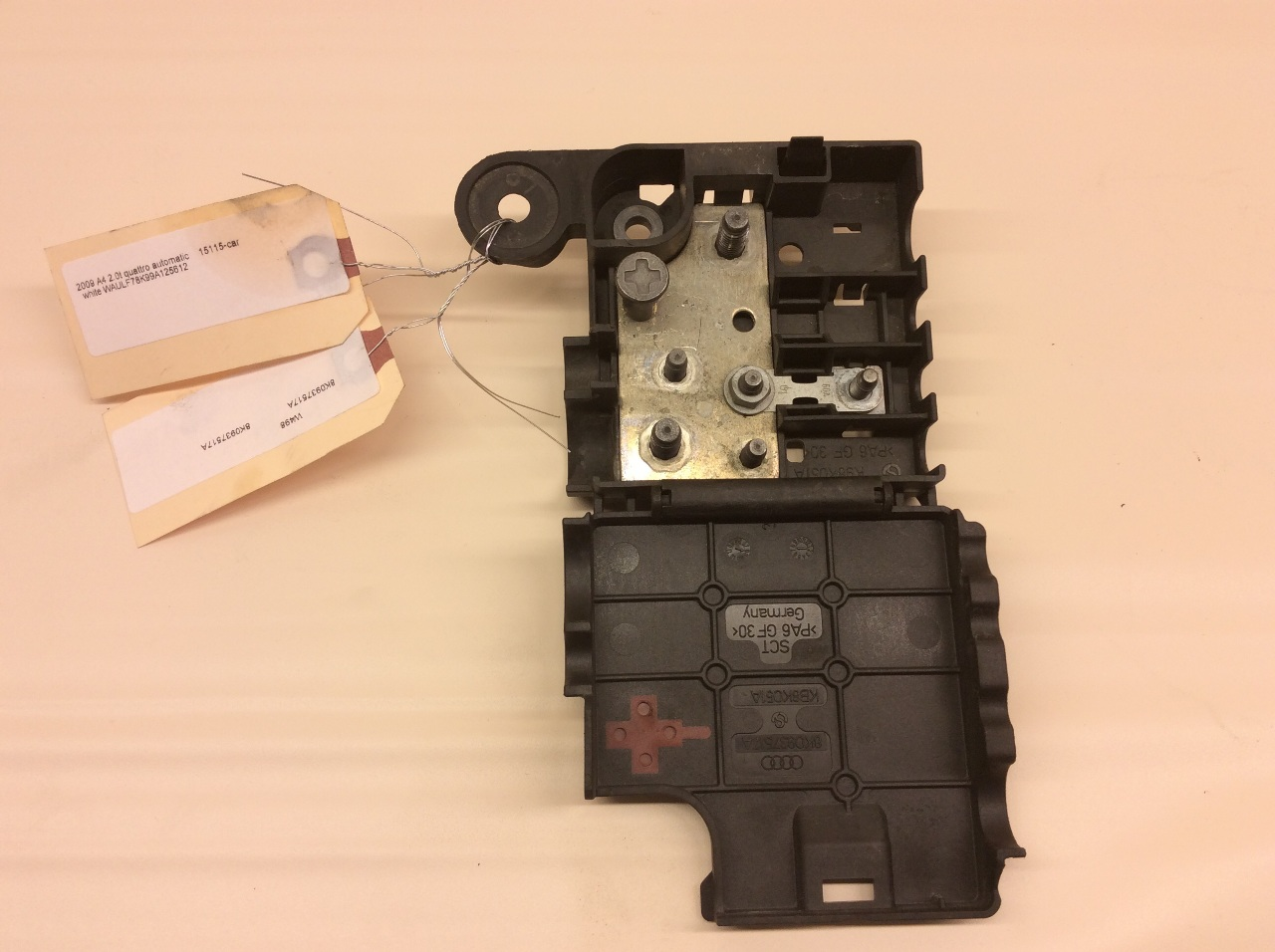 A4 Battery Fuse Box Largest Wiring Diagram Database Rx8 2009 2010 2011 2012 Audi A5 2 0 Power Junction 8k0937517a Ebay Boxster