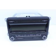 2014 Volkswagen Passat Jetta AM FM CD Radio Receiver 1K0035164F