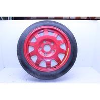 1997-2004 Porsche 911 996 Boxster 986 Spare Tire Wheel 99636213001
