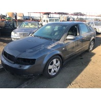 2003 Audi A4 Parting Out By Specialized German