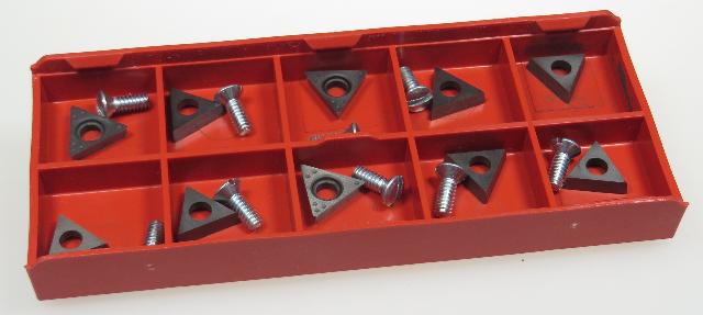 (10) Replacement bits - positive rake - 10 pack, HUNTER BL500, BL505, 221-640-3