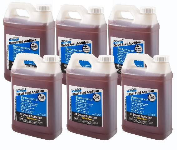 Stanadyne Performance Formula Diesel Fuel Additive - Case of 1/2 Gallon # 38566C