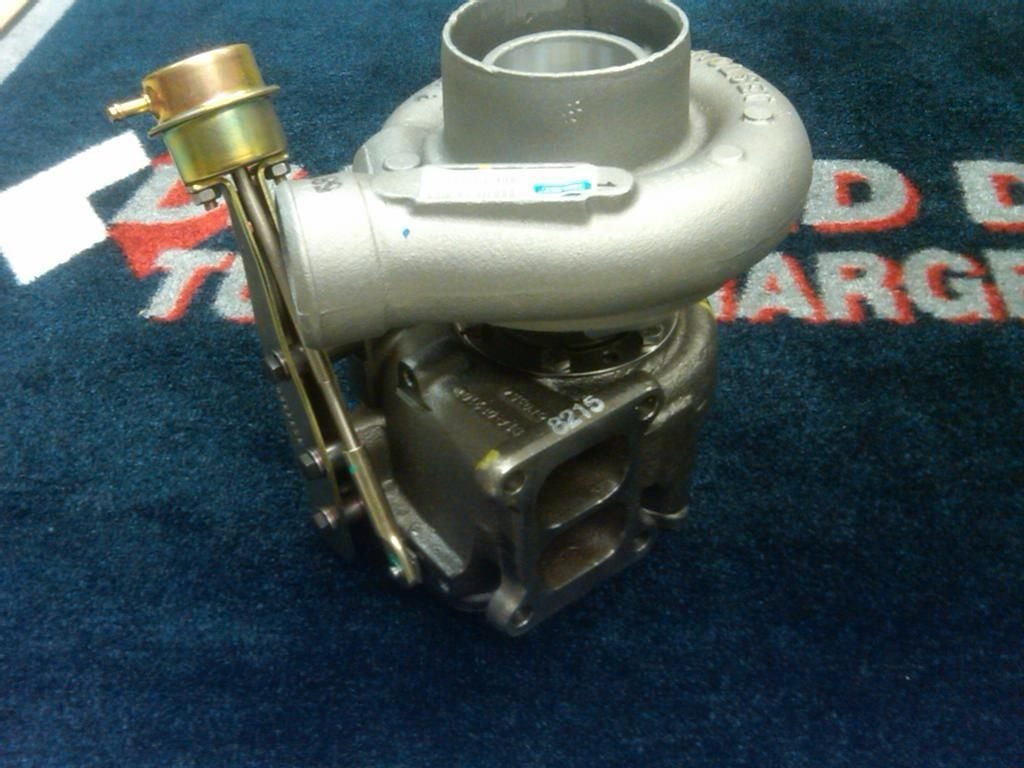 Turbo for 1995-2005 Cummins 6CTA Engine. Holset # 3536305 OEM # 3802705