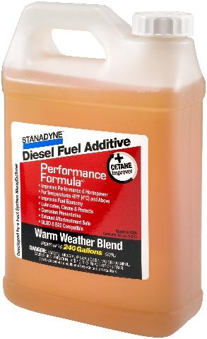 Stanadyne Warm Weather Blend | 1/2 Gallon (64 oz) Jug | Stanadyne # 43572