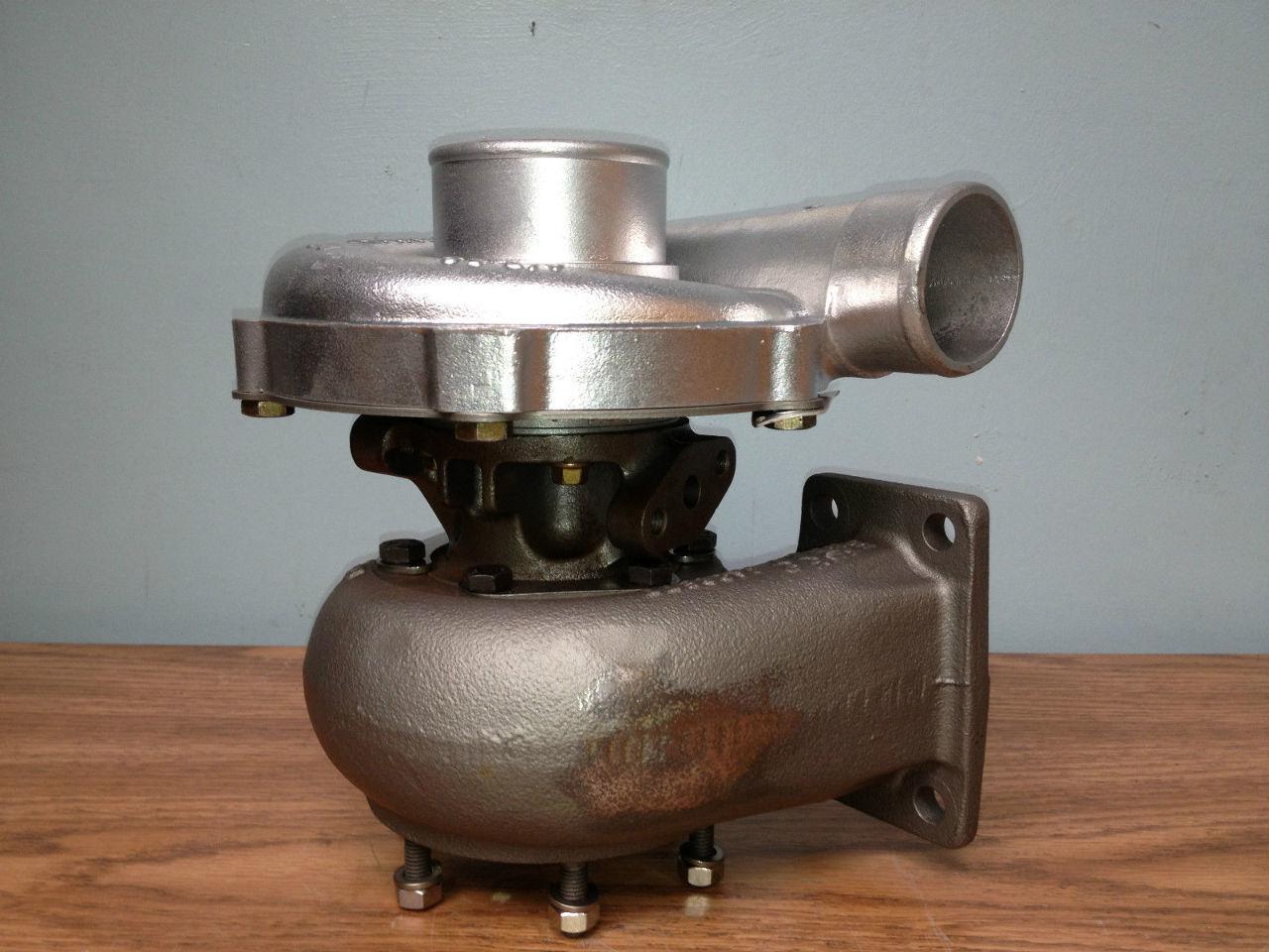 Turbo for Perkins T6.60 Engine - Garrett #452077-9007 - OEM #2674A148