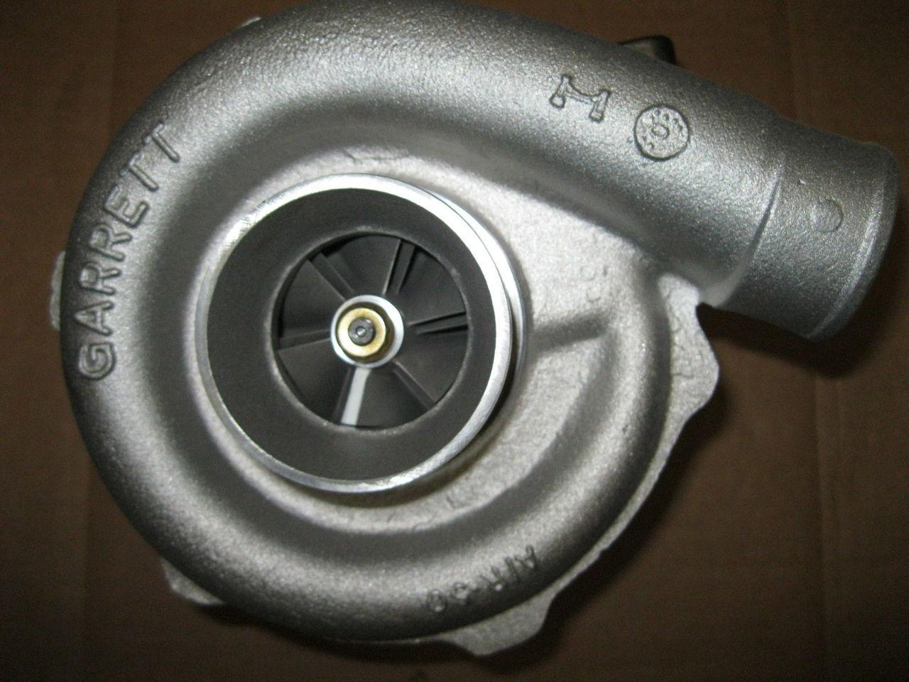 Turbo for Komatsu S6D95L Engine. Garrett #466704-0203 OEM #6222818210