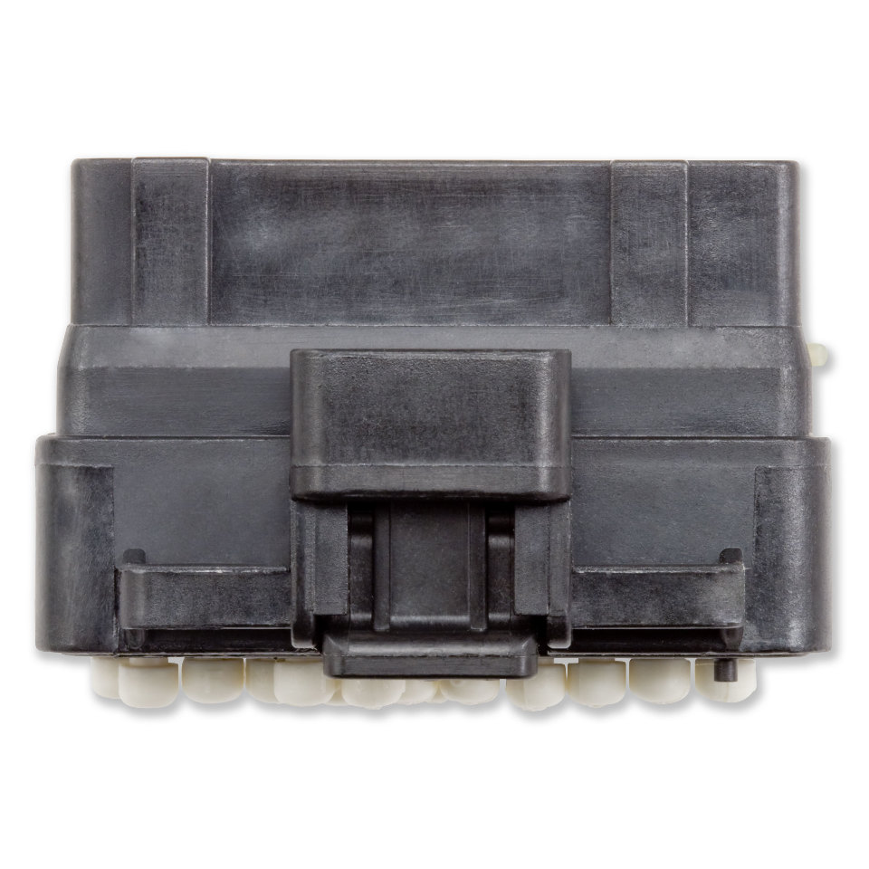 Fuel Injection Control Module  Ficm  Connector For The