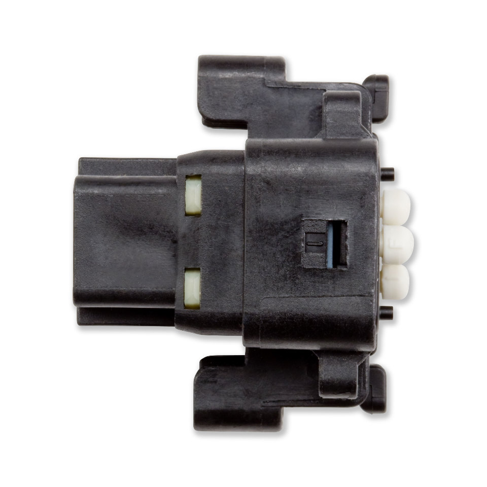 Fuel Injection Control Module Connector For The 2003