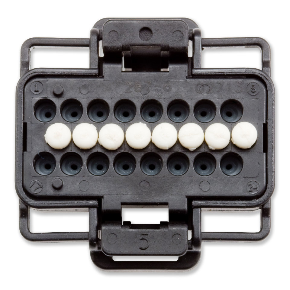 Fuel Injector Control Module  Ficm  Connector For The 2004