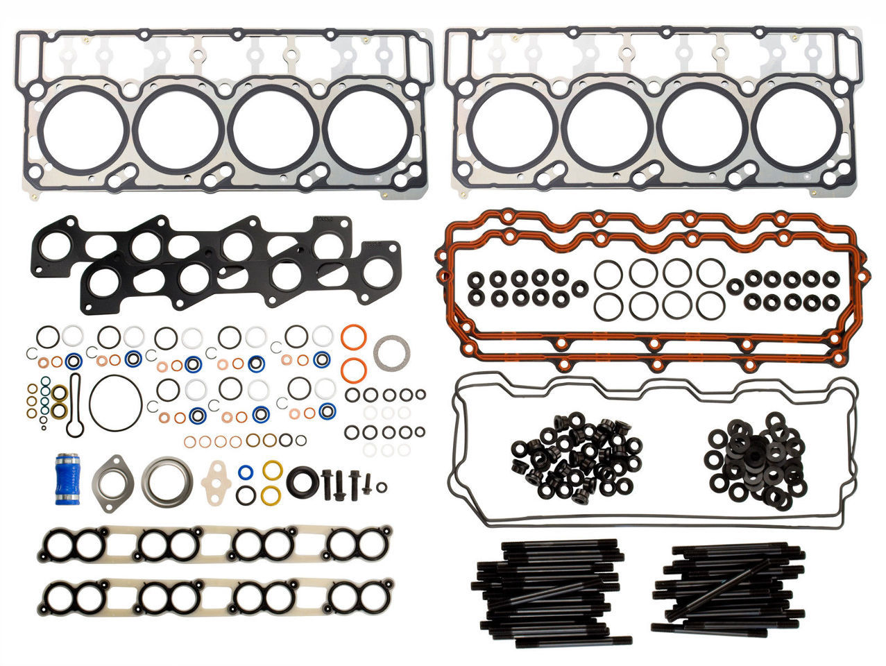 2006-2010 6.0L Ford Power Stroke | Head Gasket Kit with Studs| Alliant Power # AP0044