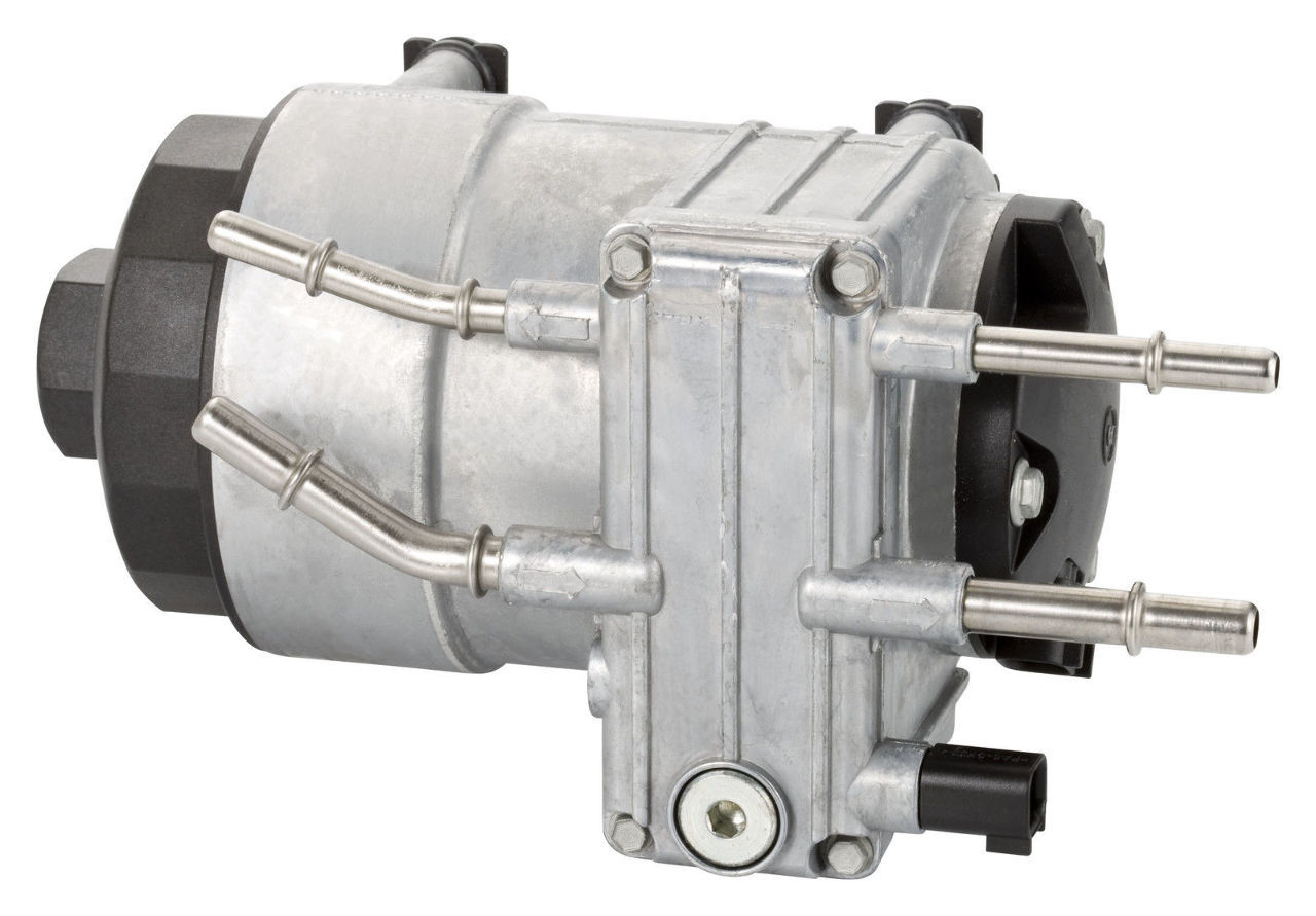 2003-2007 6.0L Ford Power Stroke Engine   Horizontal Fuel Conditioning Module   Alliant Power # AP63426