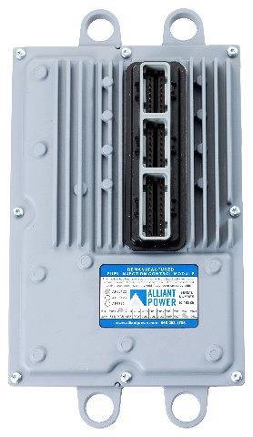 2003-2005 6.0L Ford Power Stroke Reman Pre-programmed FICM | Alliant Power # AP65123 - OEM Part  #'s: 4C3Z12B599ABRM,  4C3Z12B599AB, 4C3Z12B599DRM