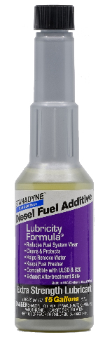 Stanadyne Lubricity Formula - 1/2 Pint (8 oz) Bottle # 38559