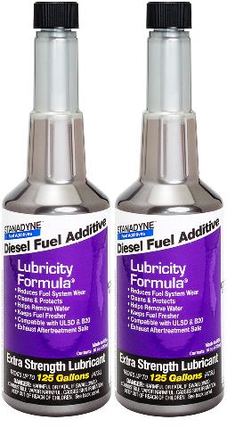 Stanadyne Lubricity Formula Pint Bottle | Pack of 2 Bottles (16 oz.) | Stanadyne # 38560