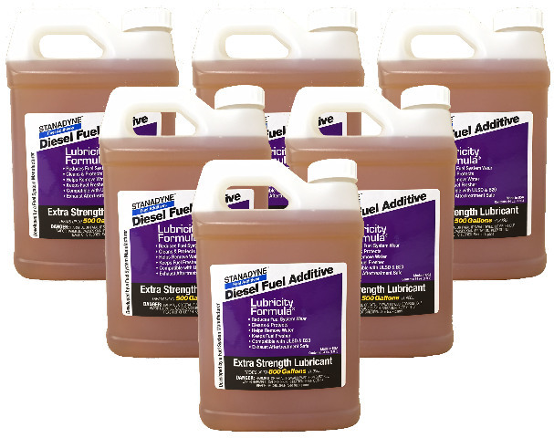 Stanadyne Lubricity Formula | Case of 6 Jugs of 1/2 Gallons (64oz) | Stanadyne # 38561