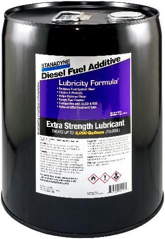 Stanadyne Lubricity Formula | 5 Gal Pail - Treats 5000 Gallons | Stanadyne # 38562