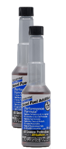 Stanadyne Performance Formula Diesel Fuel Additive - 2 Pack of 1/2 Pints # 38564