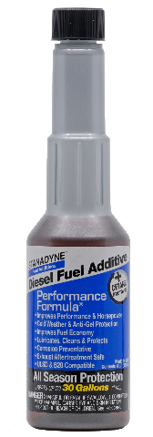 Stanadyne Performance Formula Diesel Fuel Additive | 1/2 Pint Bottle | # 38564